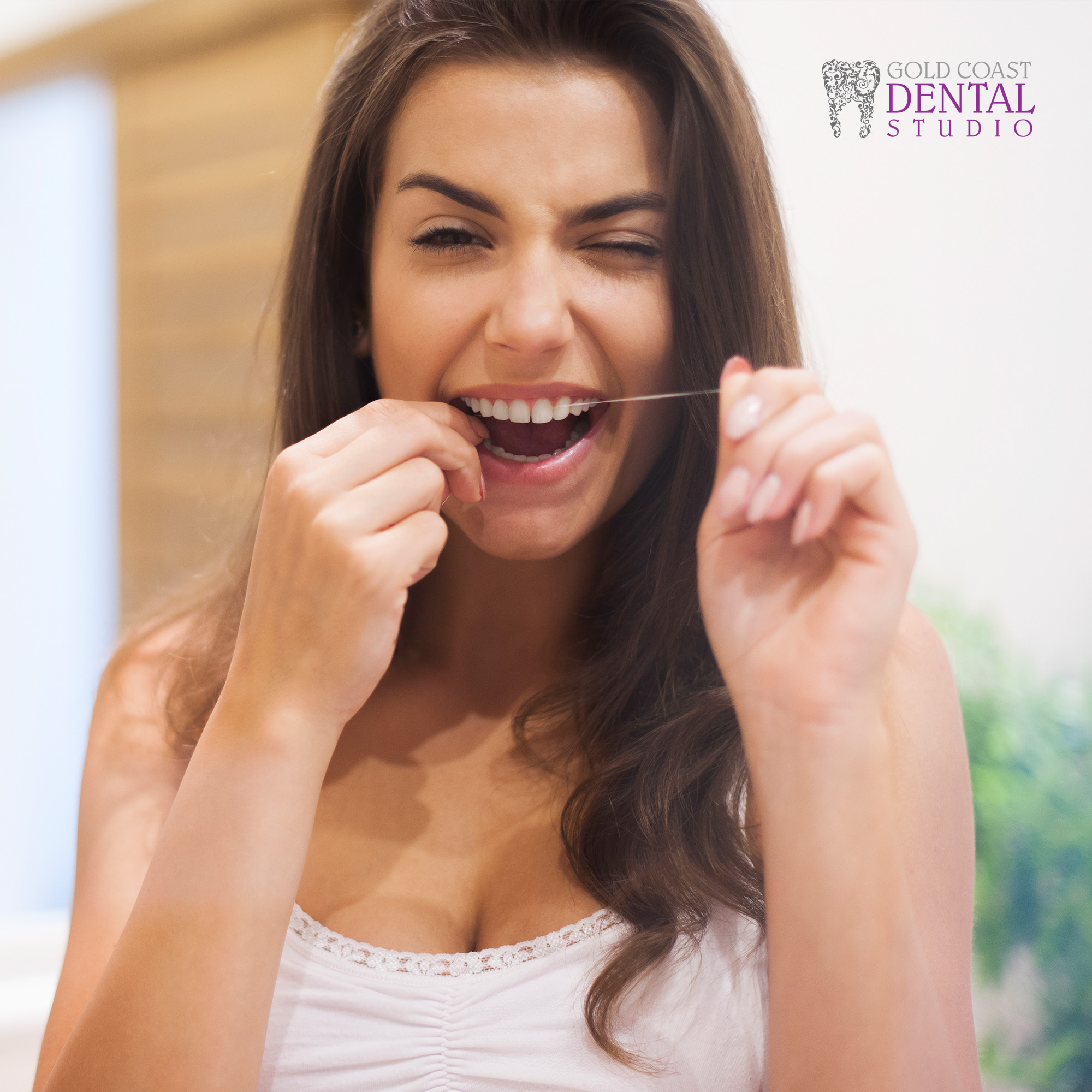 5 Reasons why to Floss
