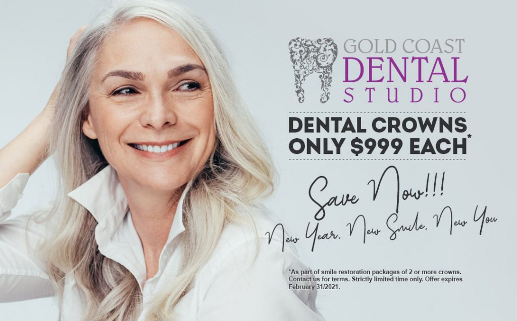 dental crown special offer